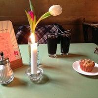 Das Foto wurde bei Café Morgenrot von Stefan K. am 12/27/2012 aufgenommen