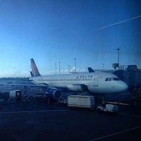 Photo taken at Gate C41 by Philip L. on 12/13/2012