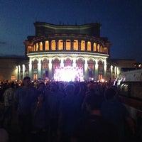 Снимок сделан в Армянский театр оперы и балета им. Спендиарова пользователем Gagik A. 7/27/2013