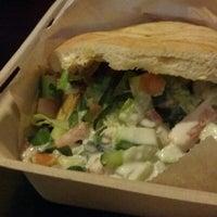 Photo taken at Kabab Burger by Ziyan C. on 12/30/2012