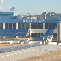 Photo taken at Acapulco International Airport (ACA) by Roberto C. on 1/28/2013