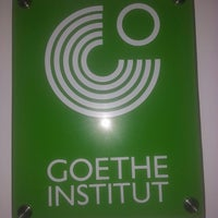 Photo taken at Goethe Institut, City Hall, Onikan, Lagos. by Franklin O. on 10/22/2013