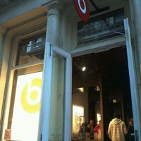 Photo taken at Beats By Dre Store by Celso F. on 10/20/2012
