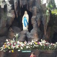 Photo taken at Gua Maria Kerep by Joseph H. on 12/28/2012