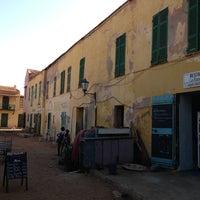 Photo taken at Gorée Island by Michel M. on 12/28/2012