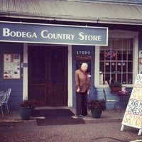 Photo taken at Bodega Country Store by cmlwastaken on 10/4/2012