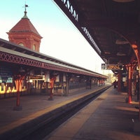 Photo taken at Amtrak/SEPTA: Wilmington Station by Reb C. on 11/21/2012