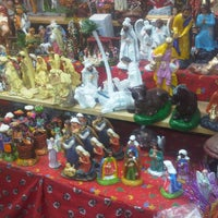 Photo taken at Tianguis Navideño by José Miguel T. on 11/26/2012