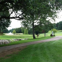 Photo taken at Blue Hills Golf Course by Stacia on 9/2/2013