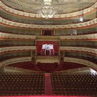 Снимок сделан в Александринский театр пользователем Астачка💋 5/31/2013