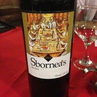 Foto tirada no(a) Restaurante Sbornea's por Cinthia P. em 7/6/2013
