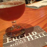 Photo taken at Euclid Hall Bar & Kitchen by Sally S. on 9/16/2013