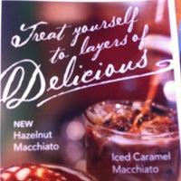 Photo taken at Starbucks by Liza S. on 3/6/2013