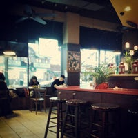 Photo taken at Lucid Cafe by Anthony S. on 3/6/2013