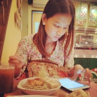 Photo taken at Pasta Plate by Anthony S. on 2/7/2014
