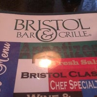 Photo taken at Bristol Bar and Grille by Joseph L. on 8/8/2013