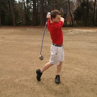 Photo taken at Alamance Country Club by Hunt W. on 3/16/2013
