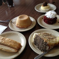 Photo taken at Biscotti Cafe & Gelateria by David C. on 10/14/2012