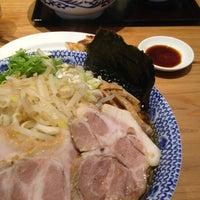 Photo taken at つけそば まき野 by Kyo S. on 9/26/2013