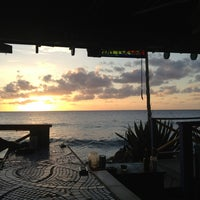 Photo taken at Off The Wall Beach Bar by Steve M. on 5/19/2013