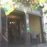 Photo taken at The Irish House by Karen B. on 3/16/2013