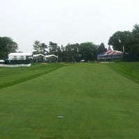 Photo taken at Congressional Country Club by Mark K. on 6/27/2013