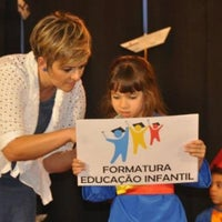 Photo taken at Interpares Educação Infantil by Deyse d. on 9/15/2012