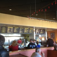 Photo taken at Zaba's Mexican Grill by Jason S. on 2/12/2013