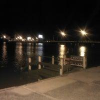 Photo taken at Ponte Giuseppe Garibaldi (Ponte Tramandaí - Imbé) by Michelle B. on 3/13/2013