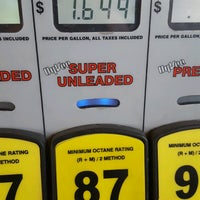 Photo taken at Hy-Vee Gas by Scott P. on 2/3/2017