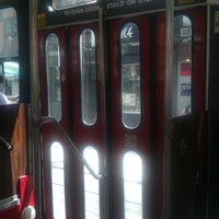 Photo taken at TTC Streetcar #504 King St by Alexander R. on 7/13/2013