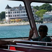 Photo taken at Shepler's Mackinac Island Ferry by ALani A. on 7/19/2013