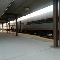 Photo taken at Amtrak - Ann Arbor Station (ARB) by ALani A. on 4/29/2013
