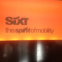 Photo taken at Sixt Rent A Car by Cesar U. on 7/24/2013