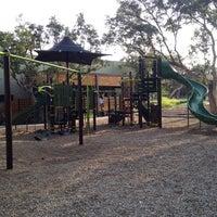 Photo taken at Playground by Ashley J. on 9/14/2013