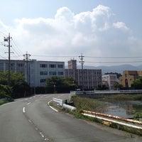 Photo taken at 鳥羽商船高等専門学校 by Masayoshi O. on 9/13/2013