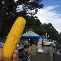 Photo taken at 佐藤農園 by haru 0. on 8/31/2014