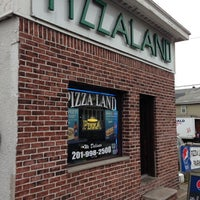 Photo taken at PizzaLand by Baby V. on 10/25/2012