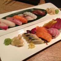 Photo taken at Sushi Shop by Vinh L. on 2/23/2013