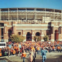 Photo taken at Neyland Stadium by Jake James H. on 11/3/2012