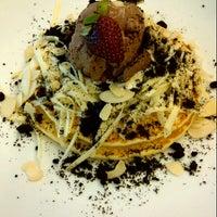 Photo taken at Mr. Pancake by Vivers A. on 1/15/2013