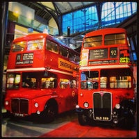 Photo taken at London Transport Museum by Num C. on 1/16/2013