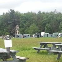 Photo taken at Skirmish USA by Priscilla G. on 6/8/2013