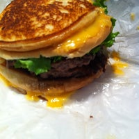 Photo taken at The Burger's Priest by Charity M. on 12/29/2012