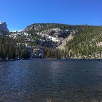 Photo taken at Bear Lake by Jenna S. on 10/13/2018