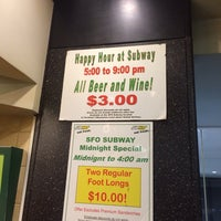 Photo taken at Subway by Richard E. on 2/13/2014