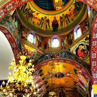 Photo taken at كنيسة دخول السيد إلى الهيكل by Chiefmahoo on 4/2/2013