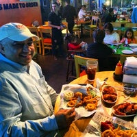 Photo taken at Buffalo Wings & Rings by Chiefmahoo on 10/17/2014
