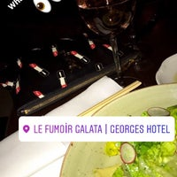 Photo prise au Georges & Bar Le Fumoir par Gamze G. le5/7/2017