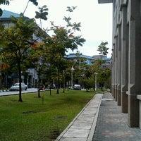 Photo taken at Kulliyyah of Architecture & Environmental Design (KAED) by MALIM U. on 11/2/2012